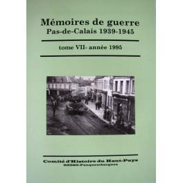 Mémoires de guerre n° 07