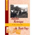 Bulletin Historique du Haut-Pays n° 80