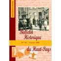 Bulletin Historique 82