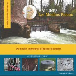 Hallines - Les moulins Pidoux