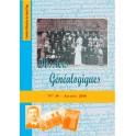 Dossiers Généalogiques n°34
