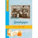 Dossiers Généalogiques n°35