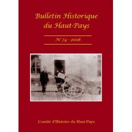 Bulletin Historique 74