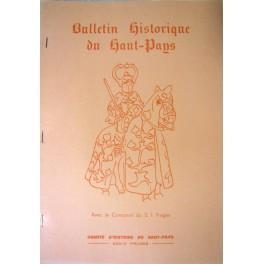 Bulletin Historique 34