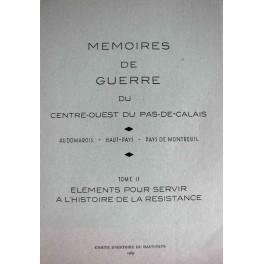 Mémoires de guerre n° 02