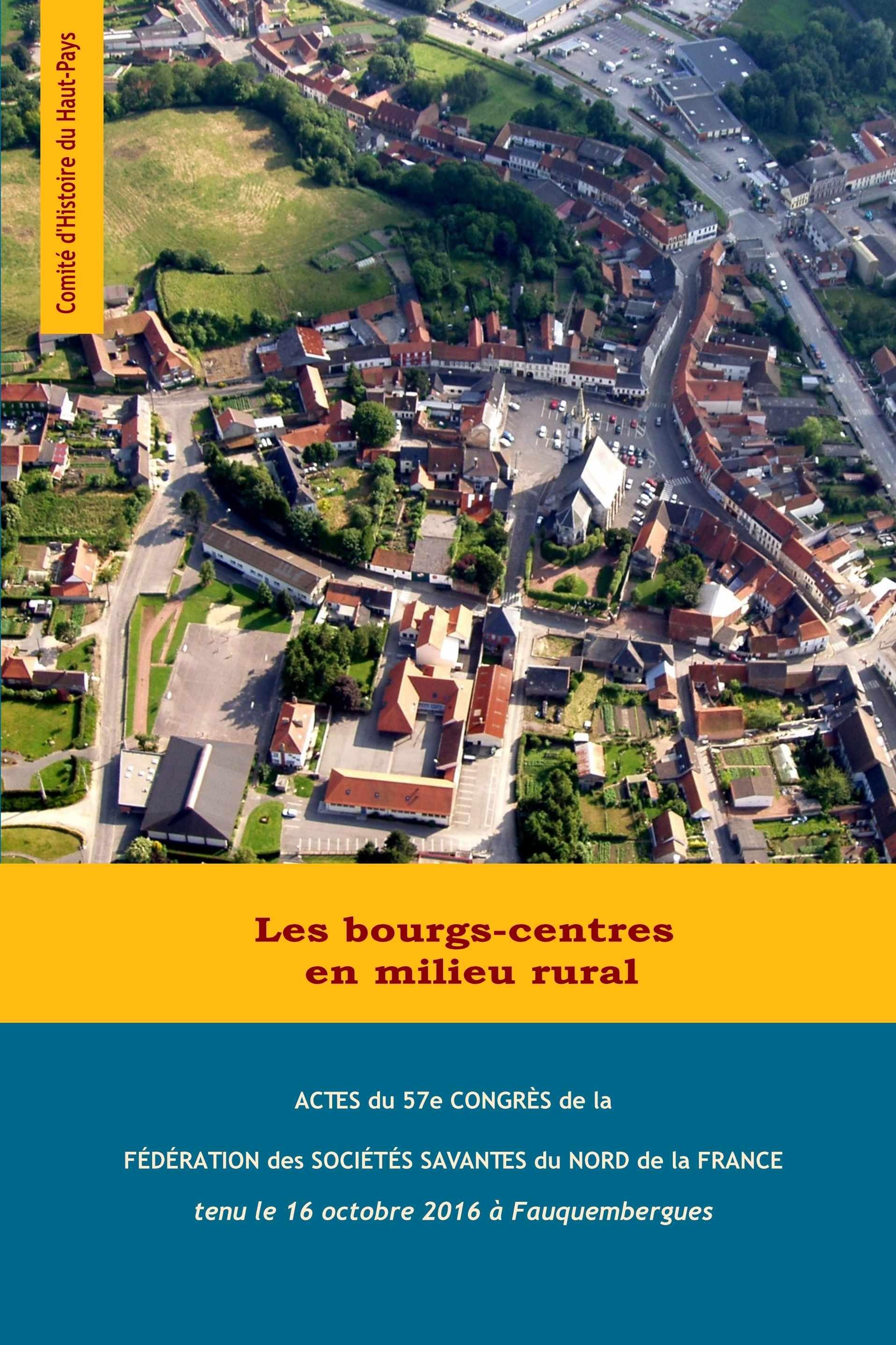 Les bourgs-centres en milieu rural