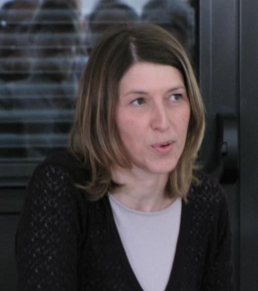 Delphine Maeyaert, chargée de mission patrimoine au Syndicat Mixte du Montreuillois