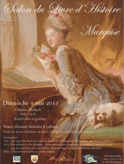 Salon du livre à Marquise