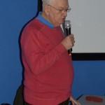 René Lesage, vice-président en histoire