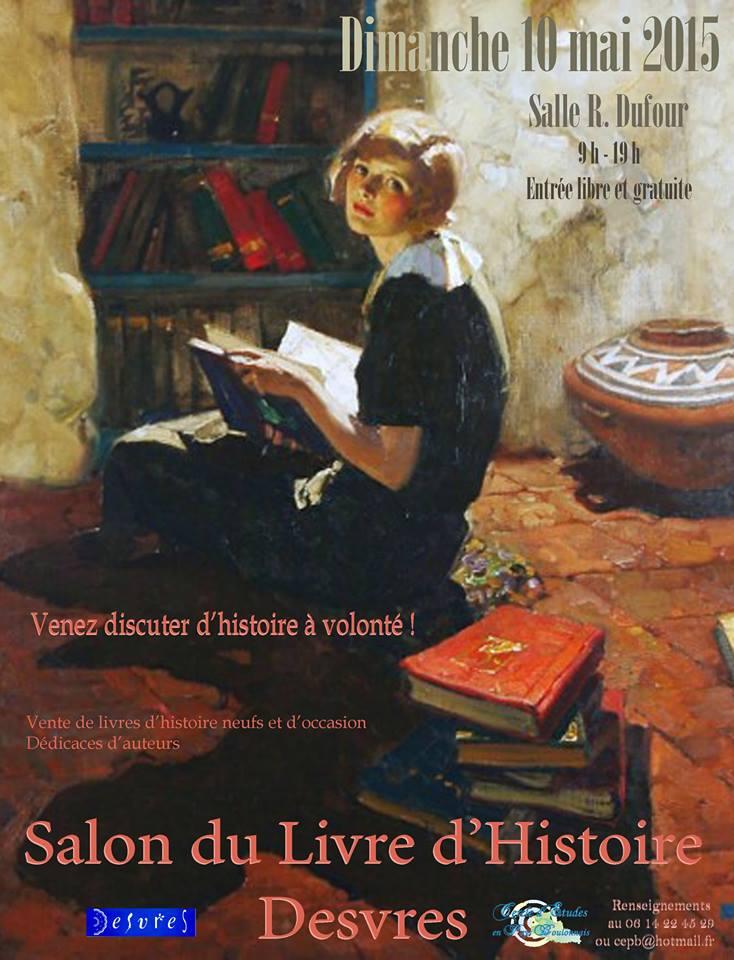 10 mai 2015 salon du livre de desvres comit d 39 histoire du haut pays - Salon du livre brive 2015 ...