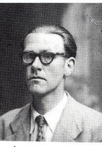 Etienne Henneuin, responsable OCM pour le canton d'Etaples au moment de la Libération