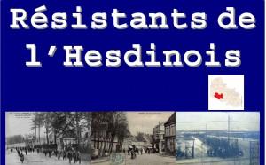 Résistants Hesdinois