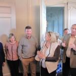 Chantal et Yves Carlu, Annie Defosse et Josse Nempont