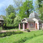 La chapelle d'Audenfort à Clerques