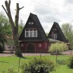 Le site d'une ancienne auberge accueille le musée d'Alfred.