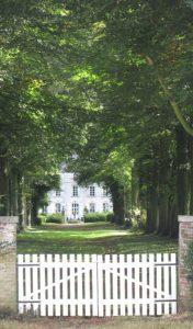 Le château de la famille du Blaisel