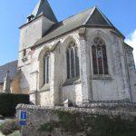 L'église Saint-Wulmer de Parenty