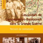 La présentation du nouvel ouvrage sur les soldats de Campagne