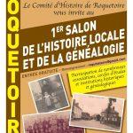Le 1er salon de Roquetoire