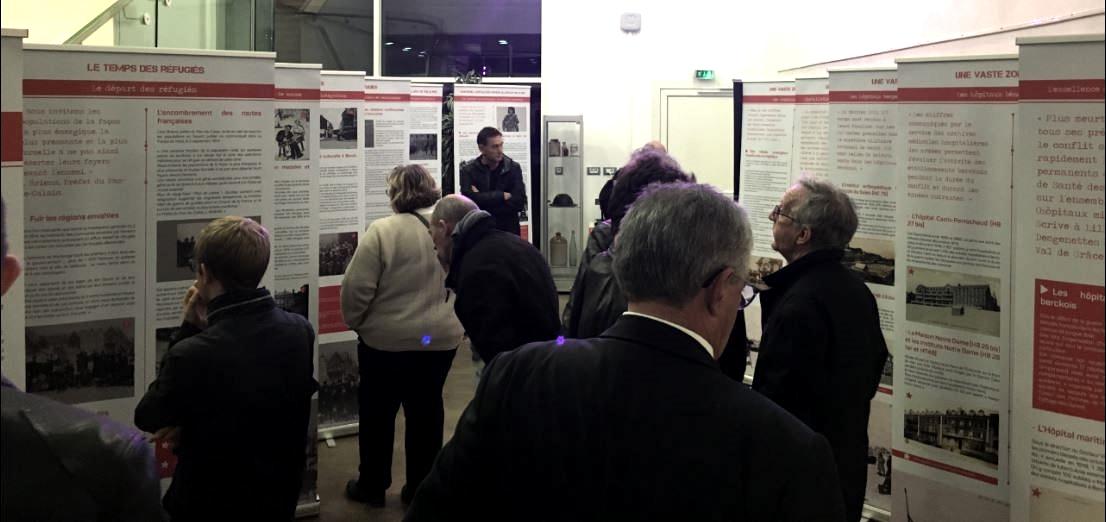 L'exposition présentée à Berck en novembre 2017