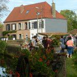 Aux moulins Leuillieux et Hudelist