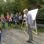 Michel Vermeulen explique l'évolution de la fabrication du papier