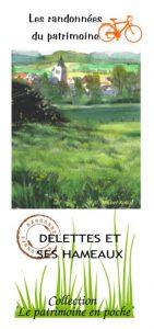 Circuit VTT à Delettes et ses hameaux