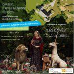 Les Dmes à la Licorne s'invitent au château d'Acquembronne !