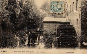 Un des moulins de la vallée à Nielles